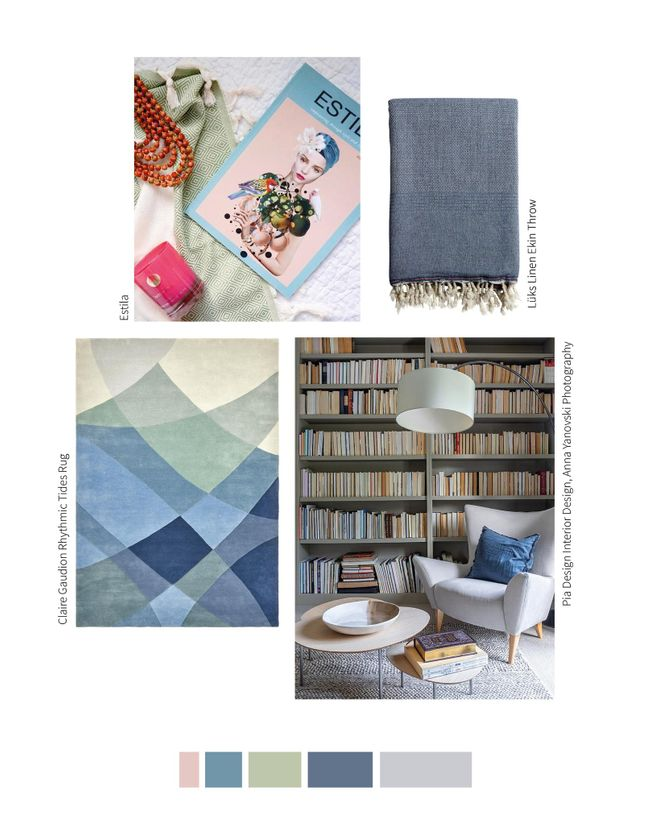 The Collaborative Moodboard Project with Luks Linen
