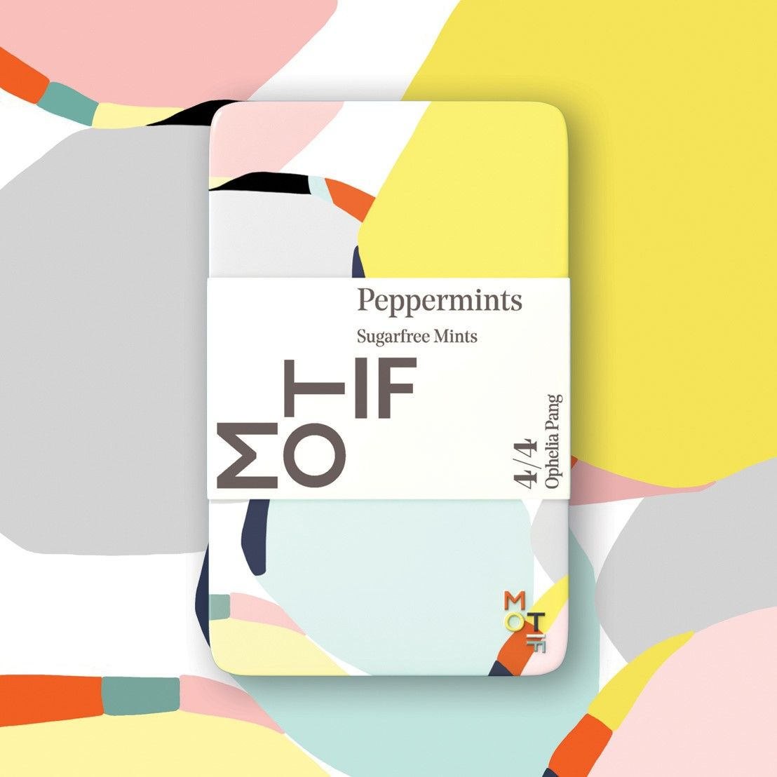 Motif Peppermints
