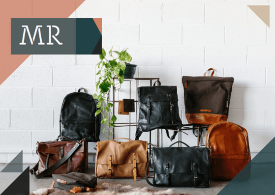 Discover fresh new styles from the most innovative designers for men's accessories at MR.