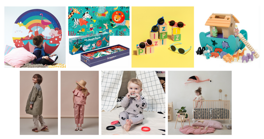 PLAY - The fresh new destination for all things kids - launches this September at Top Drawer London.