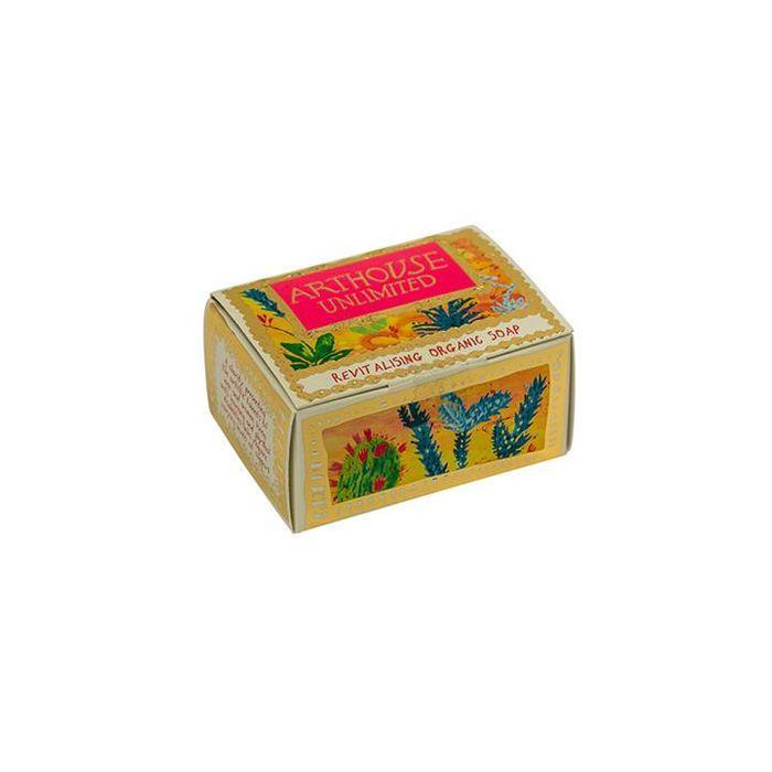 Cactus Design Organic Soap