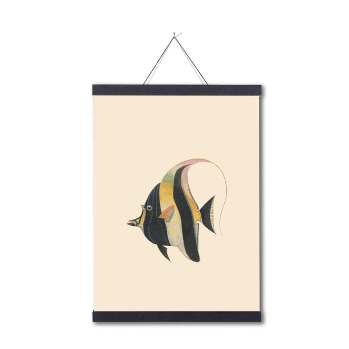 Print & Hanger