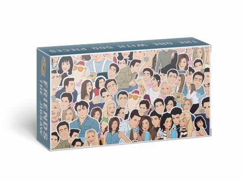F.R.I.E.N.D.S Jigsaw Puzzle