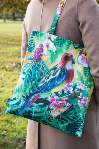 A Parrot's Paradise - Tote Bag