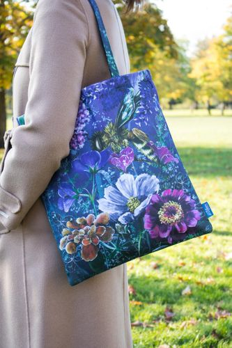 A Bee Mystery - Tote Bag