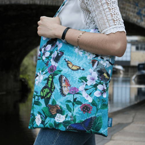The Butterflies' Beauty - Tote Bag