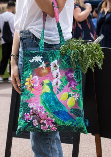 Life in the Tropics - Tote Bag