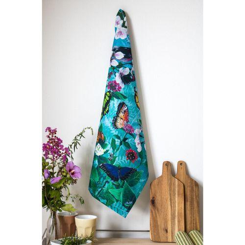 The Butterflies' Beauty - Tea Towel