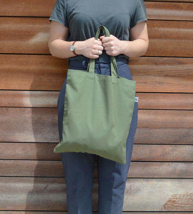 Fairtrade & Organic Canvas Bag