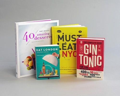 Food & Drink Books