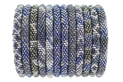 The Original Roll-On® Bracelet - Denim