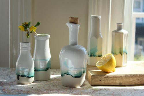 Landscape Bottle Vases