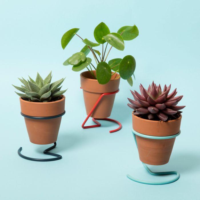 Wire Plant Pots