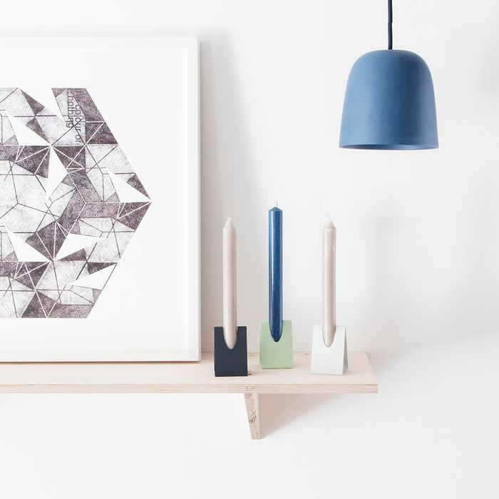 Triangle Candle Holder