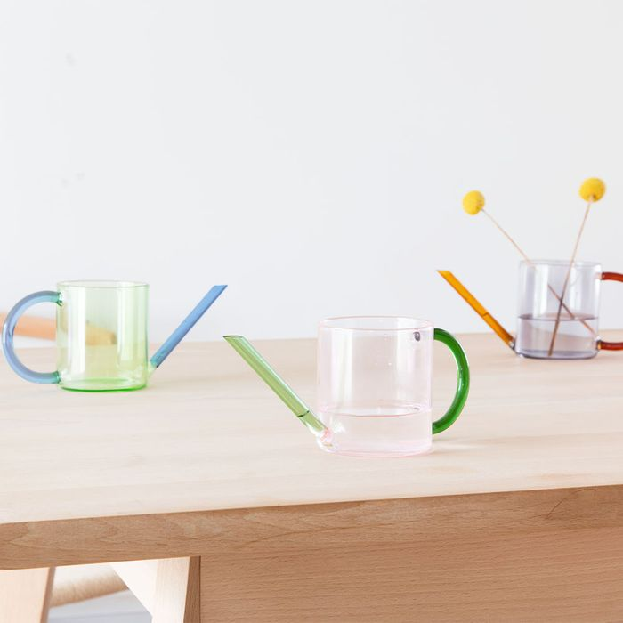 Glass Watering Can