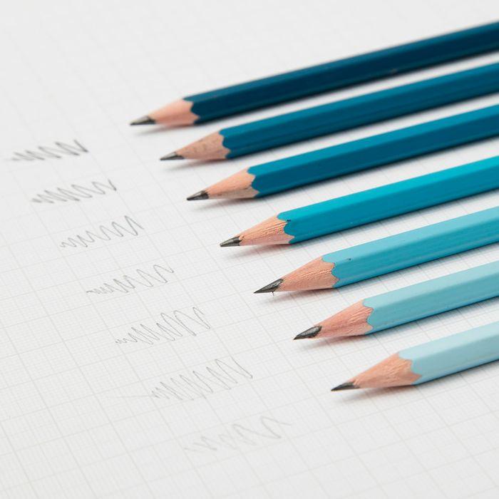 Gradient Sketching Pencils