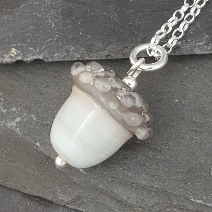 Acorn Necklaces - Flora Collection