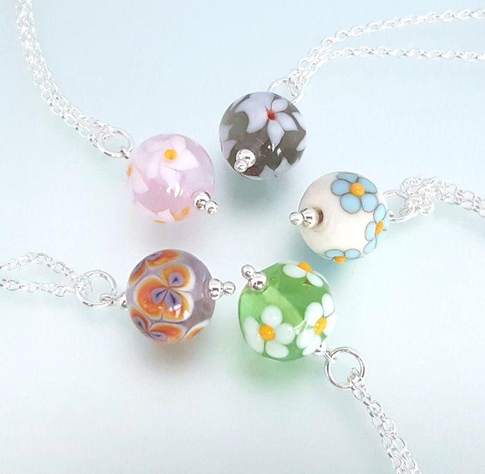 Posy Necklaces - Flora Collection