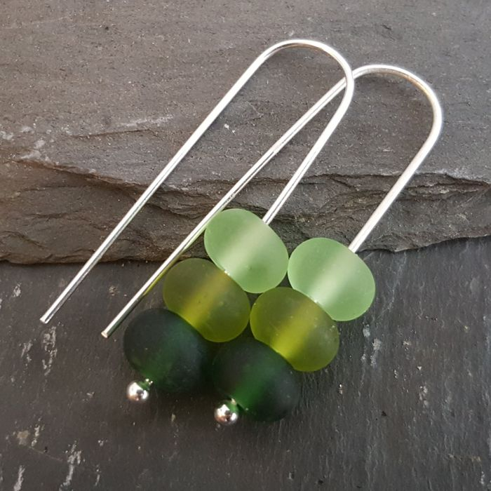 Gradient Collection - Trio Earrings