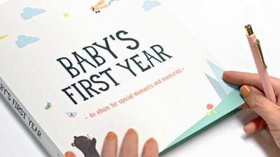 Baby Cards by Milestone