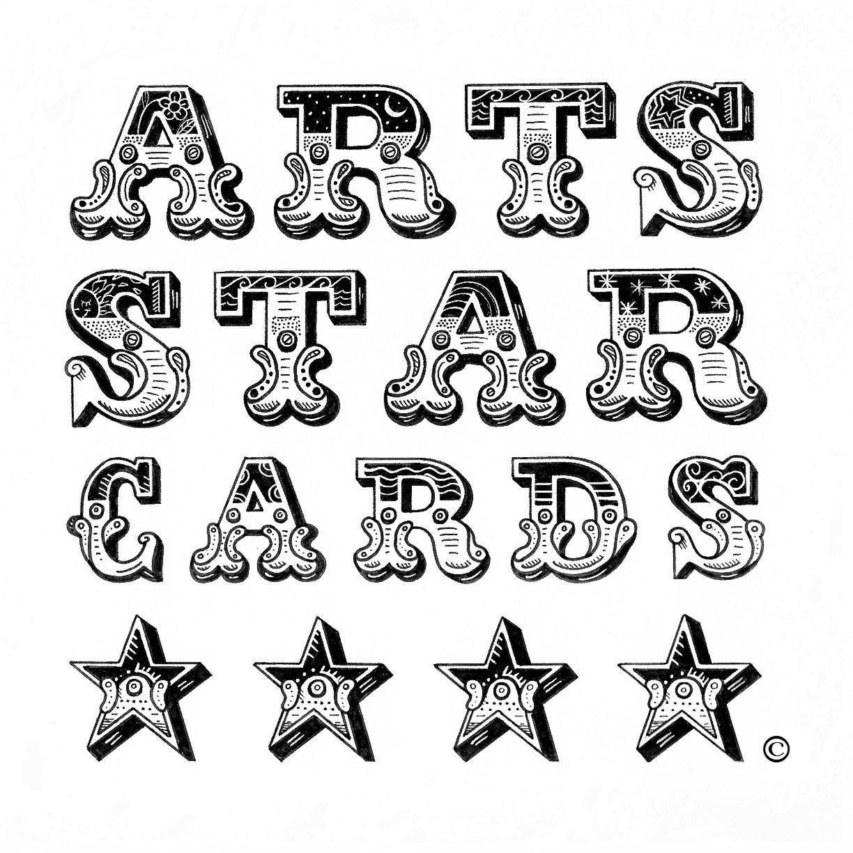 Arts Star Cards