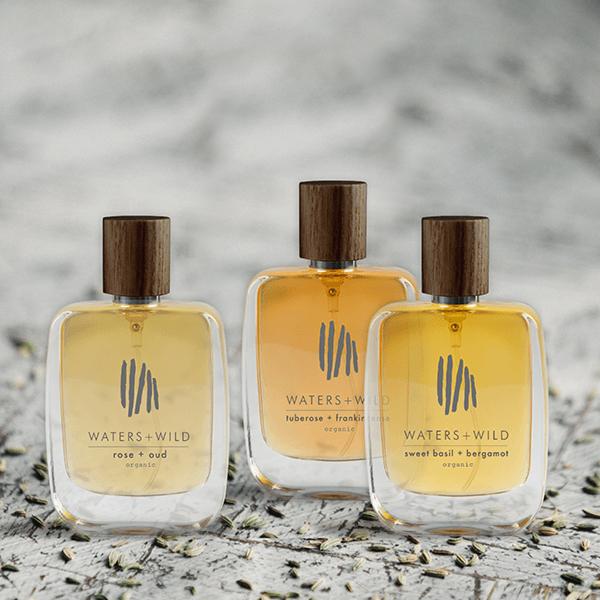 Waters + Wild Organic Perfumery