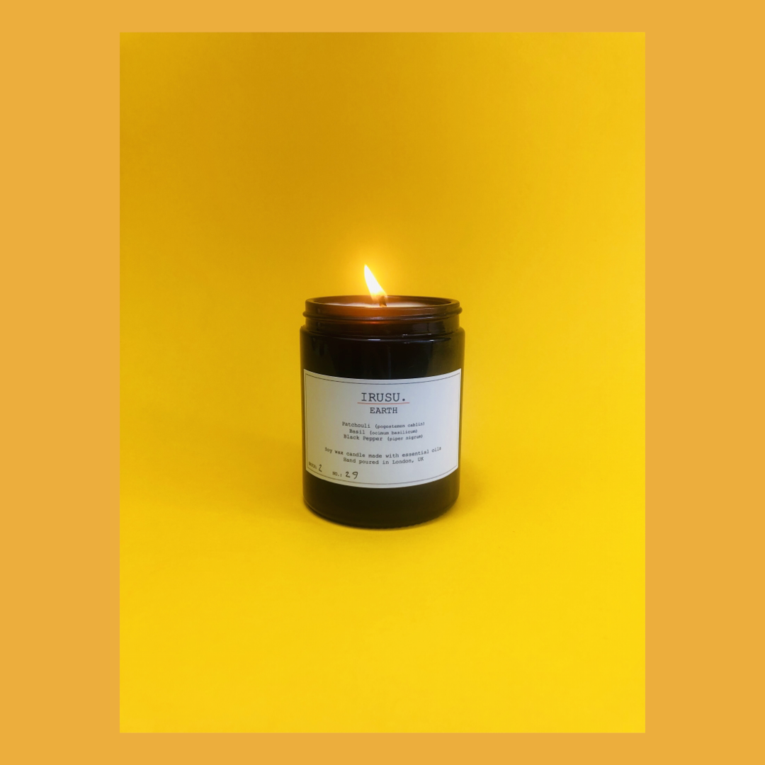IRUSU. Candles