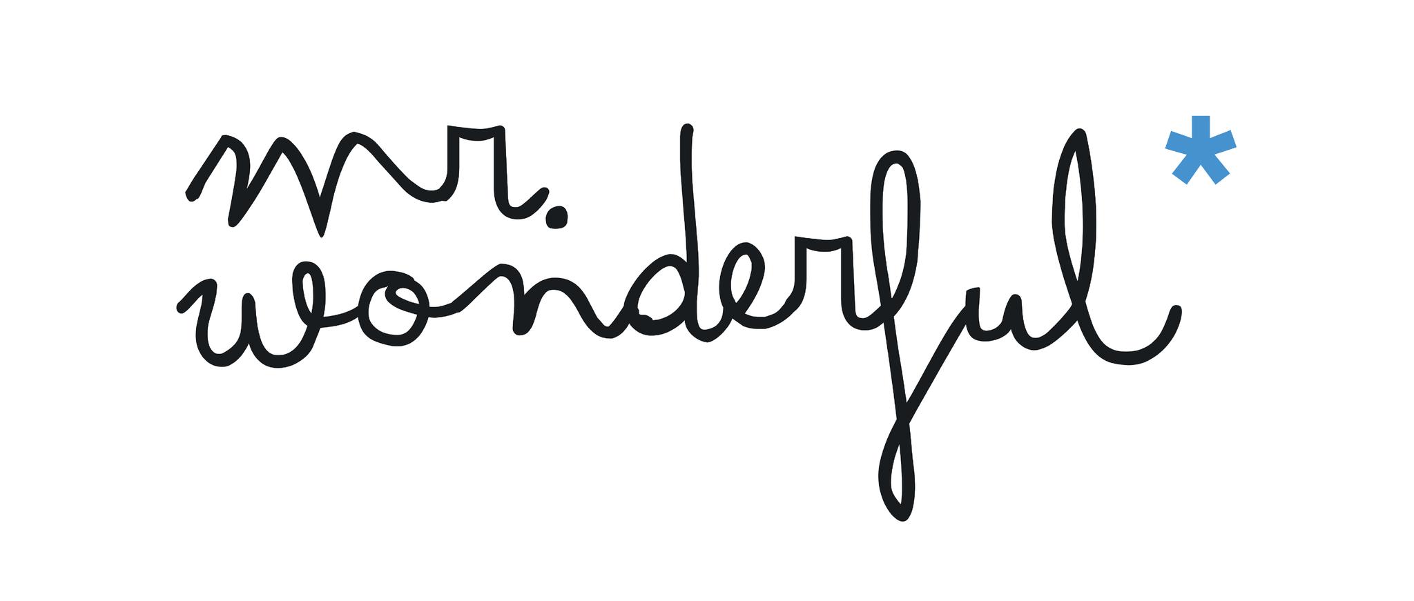 Mr Wonderful