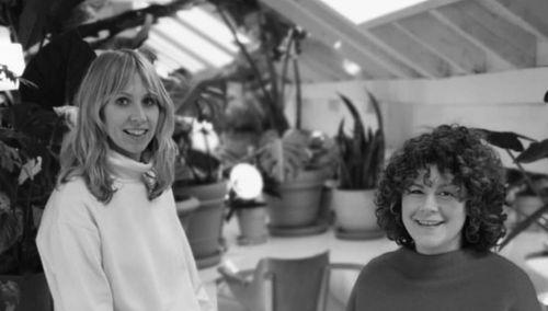 Katie Thiebaud & Amy Sollitt