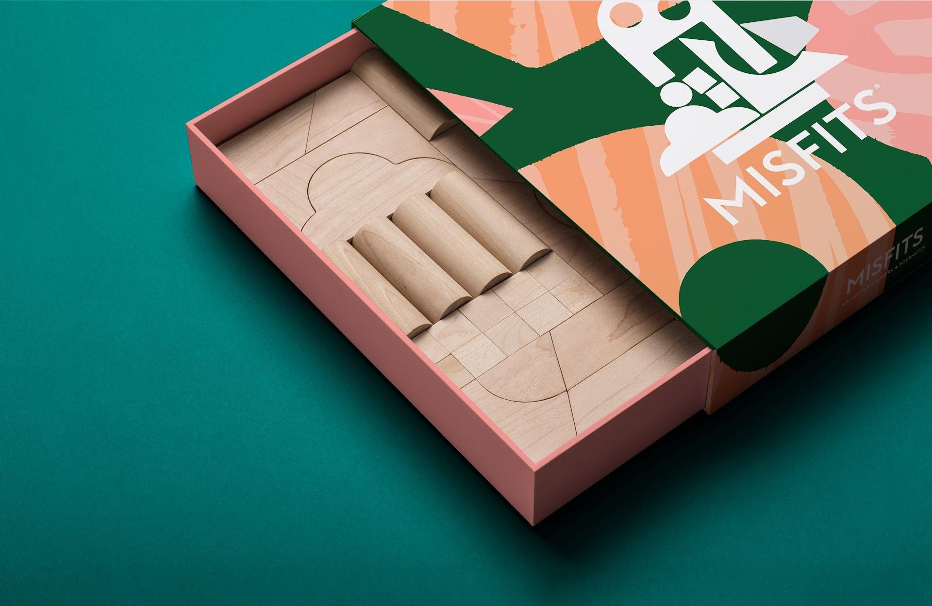 Misfits new packaging