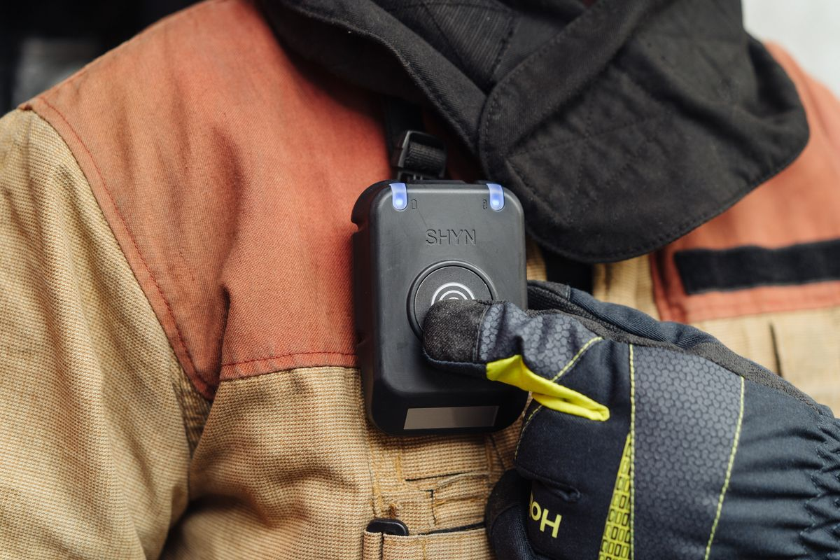 Shyn: The world's most advanced positioning wearable