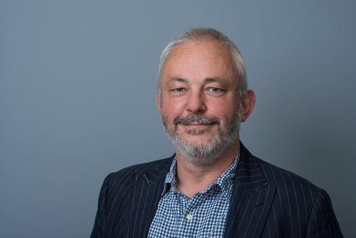 Jerry Smith OBE