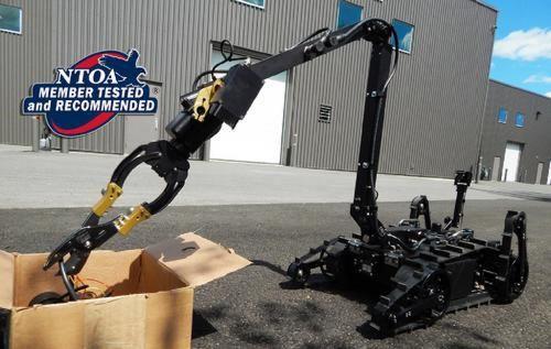 Mini-CALIBER® SWAT Robot
