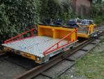 Rail Rescue Trailer and Motorised Electric Cart