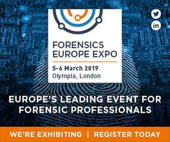 Apollo Scientific to exhibit at Forensics Europe Expo 2019