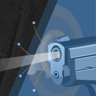 Gunshot Residue Analysis (AZtecGSR)