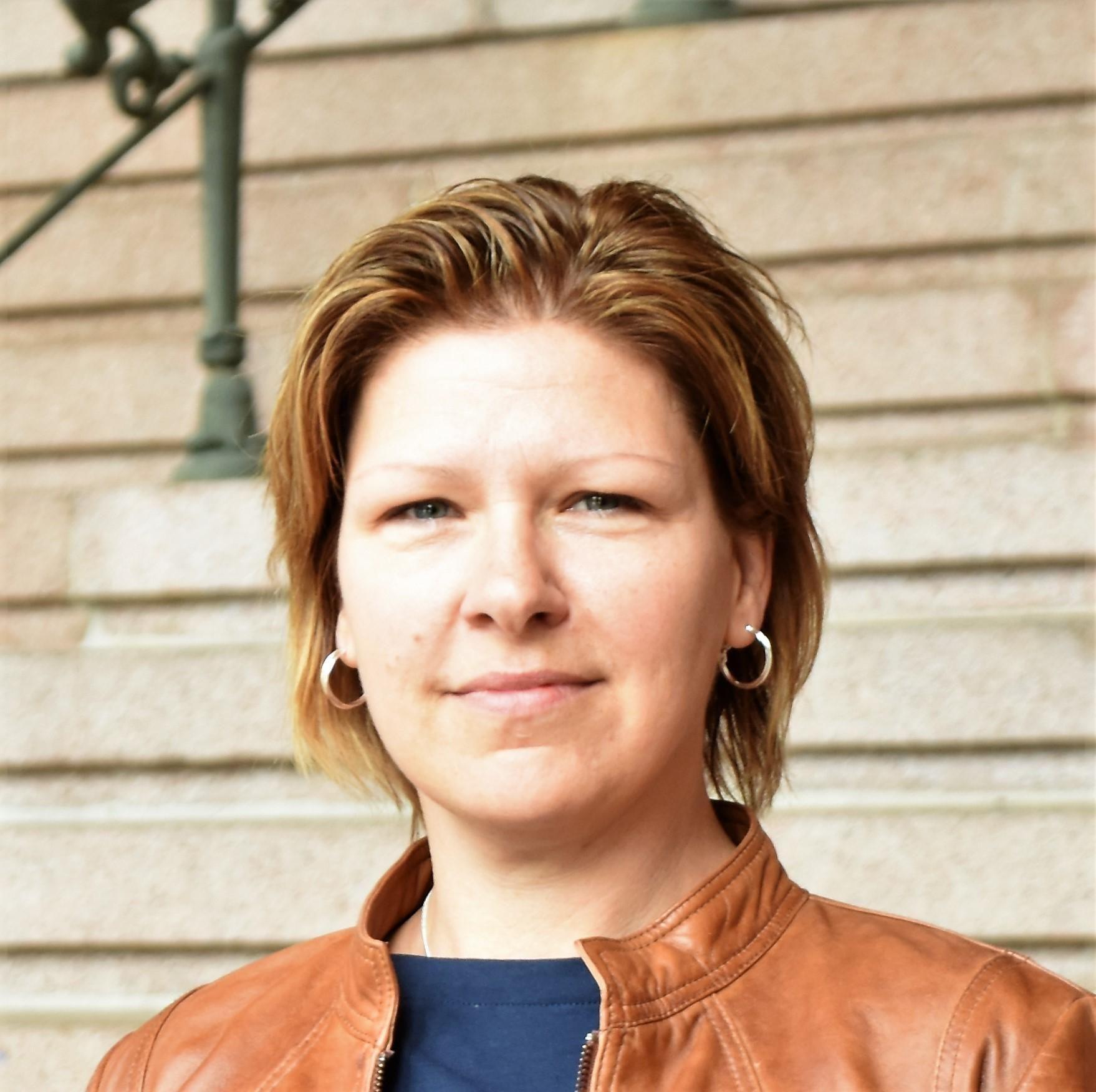DS Nina Sunde
