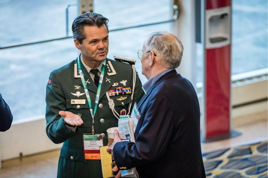 Who attends GSOF Symposium Europe?