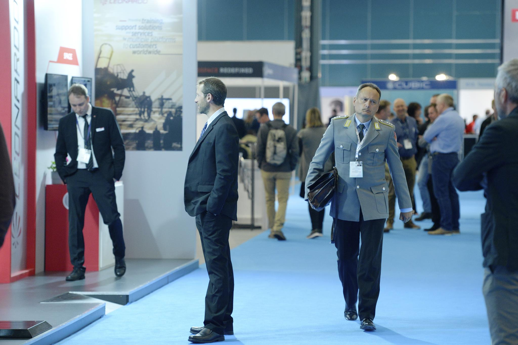 IT²EC exhibition / DisTec access >>