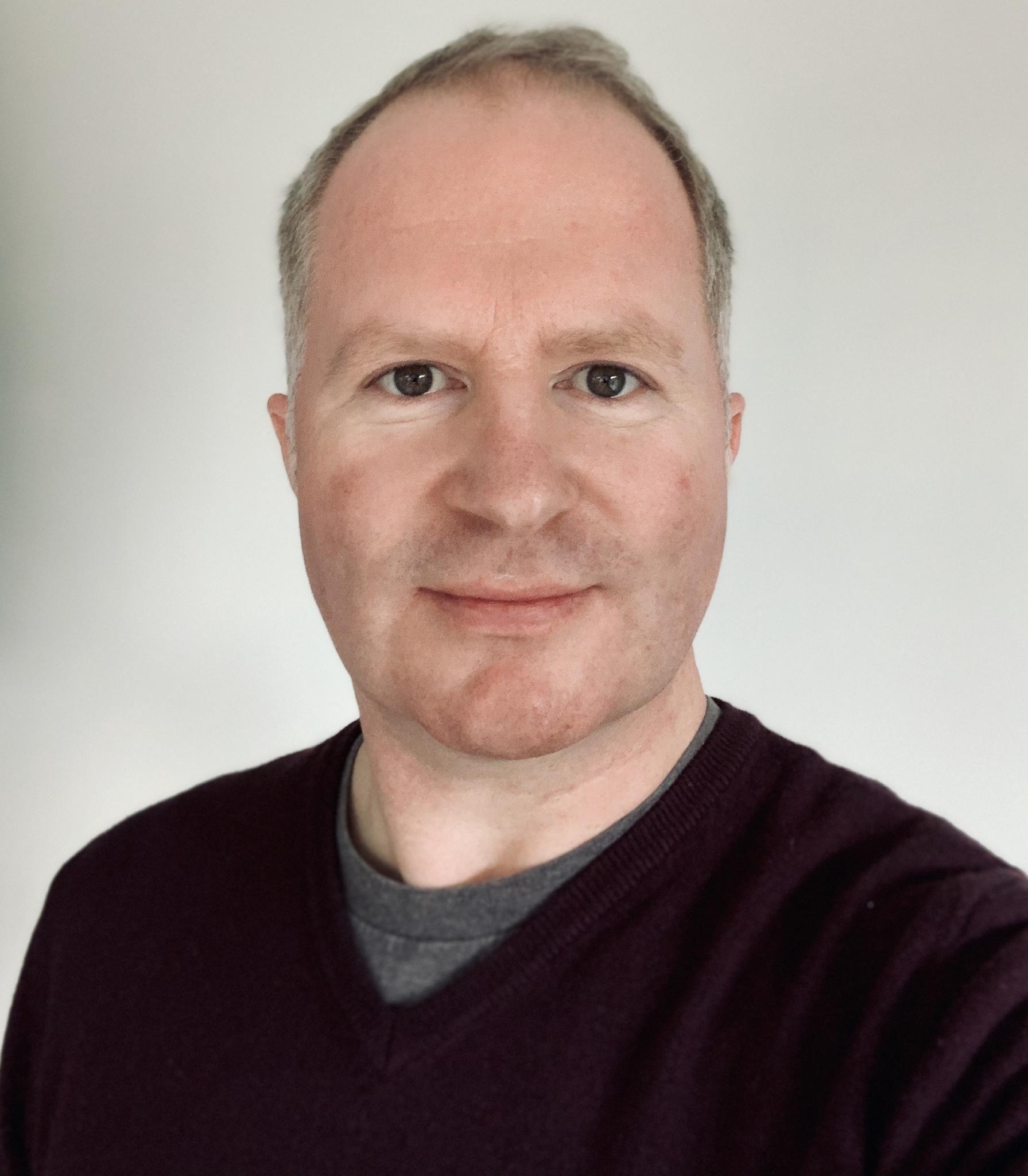 David 'Rusty' Orwin