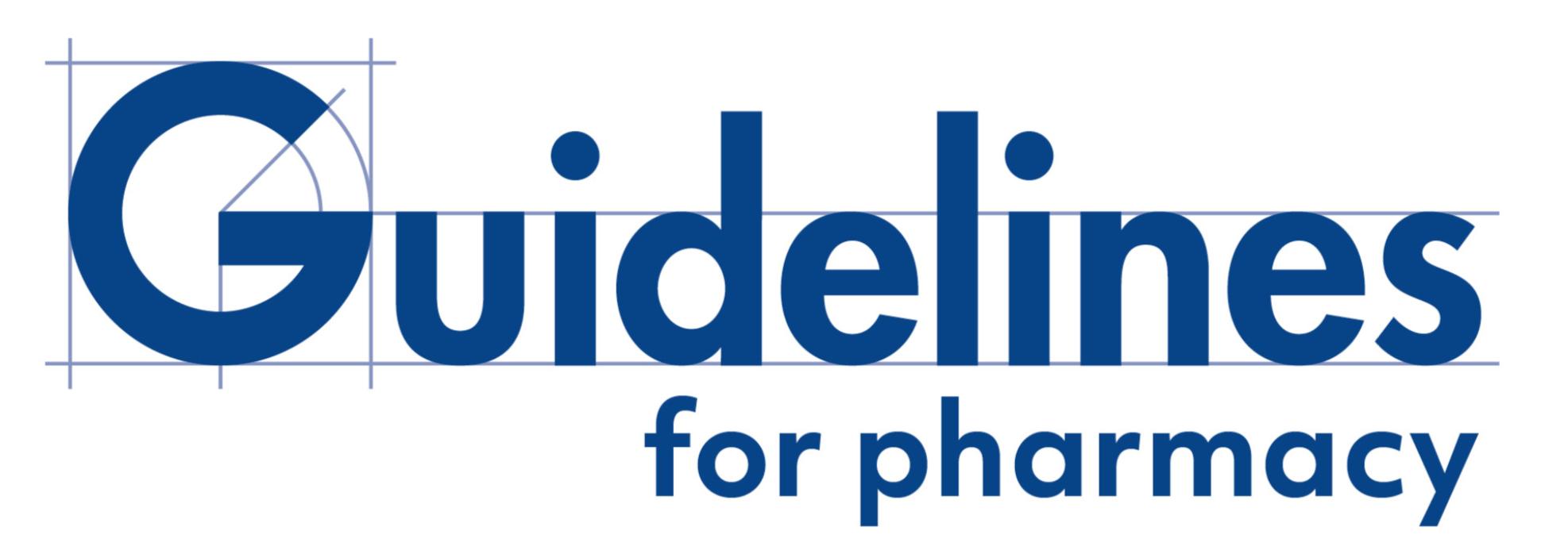 Guidelines For Pharmacy