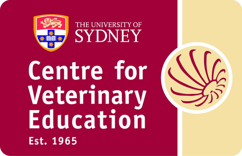 Centre for Veterinary Education, University of Sydney