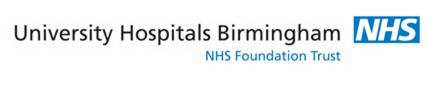 University Hospital Birmingham NHS Foundation Trust