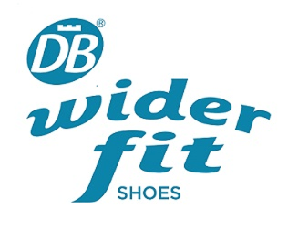 DB Wider Fit Shoes