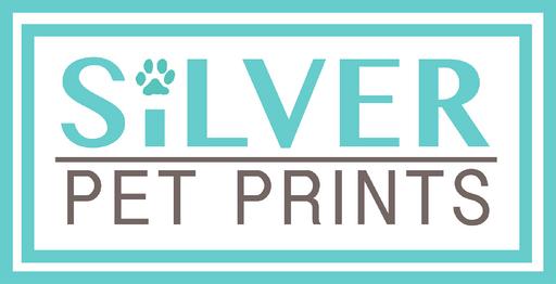 Silver Pet Prints