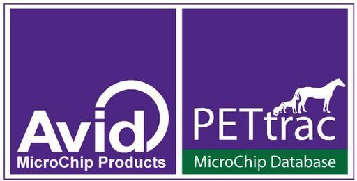 Avid Pet Microchips & Pettrac Database