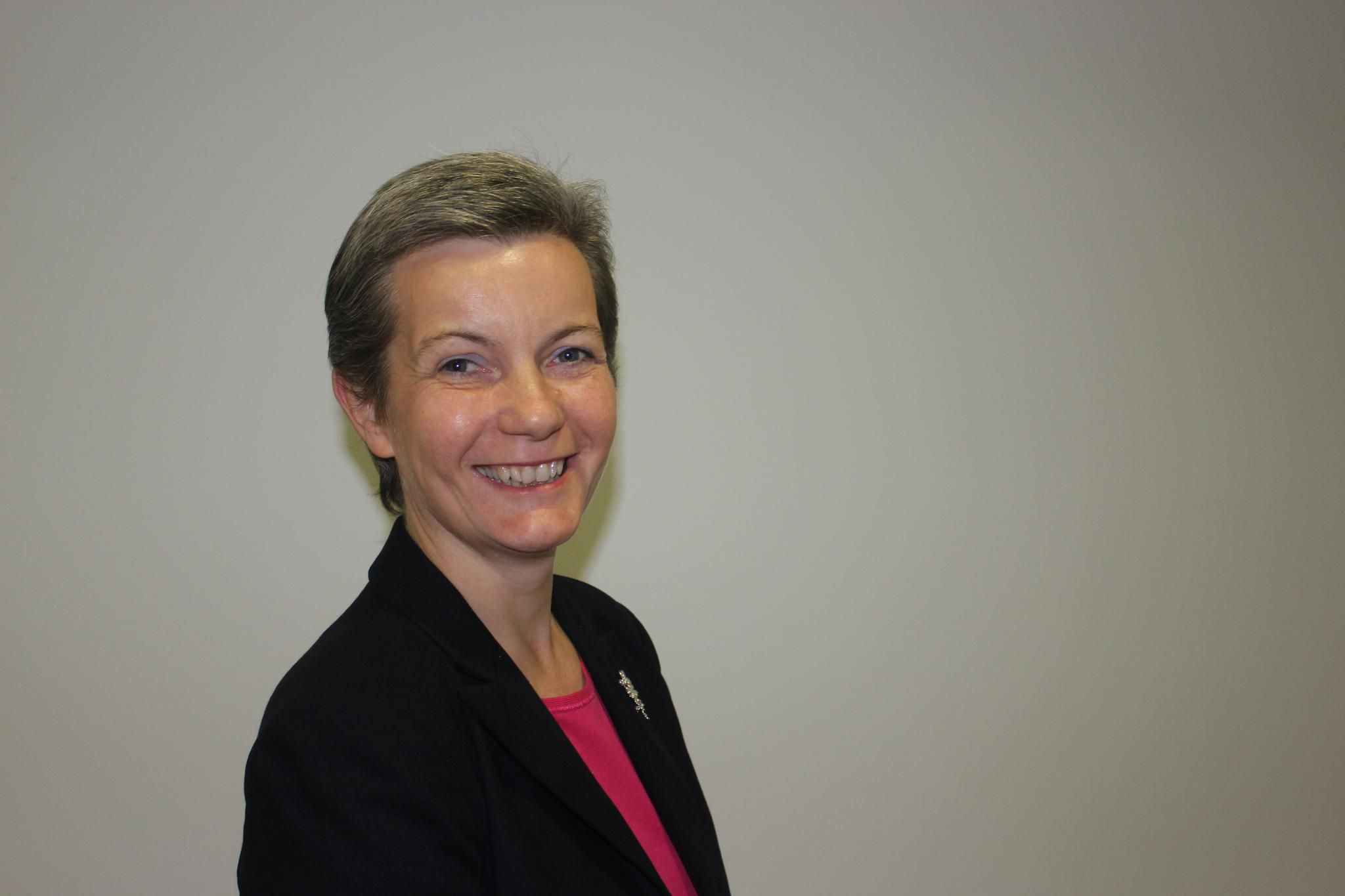 Andrea Sutcliffe CBE