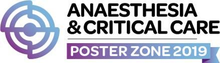 Anaesthesia & Critical Care Poster Zone 2019