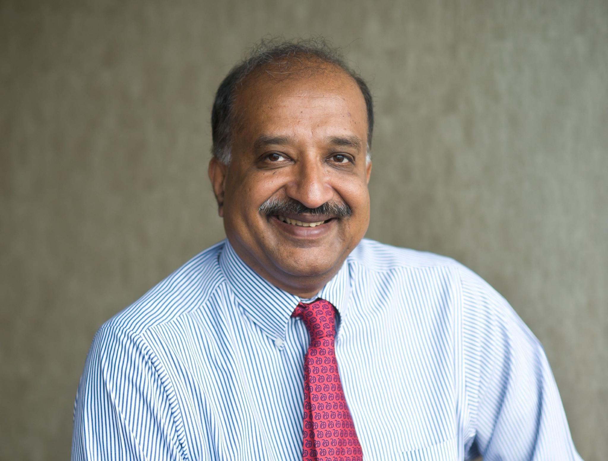 K. Ranga Rama Krishnan, MB, ChB