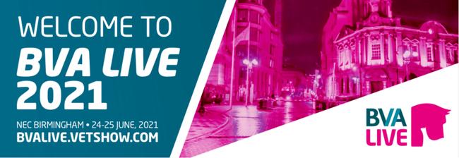 BVA Live to launch at the NEC, Birmingham